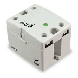 Solid State Relay 3 To 32vdc 10a