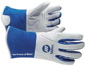 Miller Electric 263346 Arcarmor Welding Gloves tig s womens pr