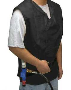 Xl 2xl Cooling Vest Black