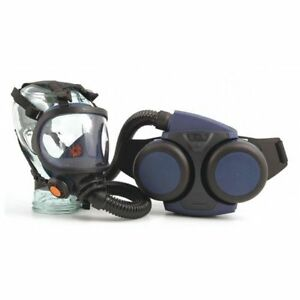Papr Kit full Face Respirator m l Sundstrom Safety H06 0821