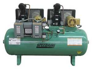 Electric Air Compressor 5z702 Speedaire