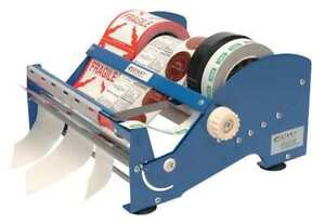 Multi Roll Tape And Label Dispenser blue Start International Sl9512