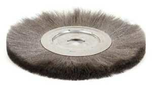 Weiler 93004 Crimped Wire Wheel Wire Brush Arbor 12