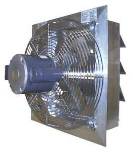 Exhaust Fan industrial commercial 42 In Canarm Ax42 7
