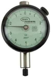Mahr federal Inc Dial Indicator 2015781