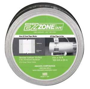 Aquasol Ez zt 4 0 Aluminum Tape 4x75 Ft