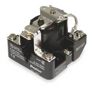 Open Power Relay 5 Pin 24vdc spdt Dayton 5z554