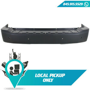 Local Pickup 2008 12 Fits Jeep Liberty Rear Bumper Cover Primed Ch1100933c Capa