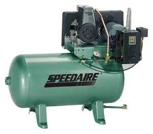 Electric Air Compressor Speedaire 5z699