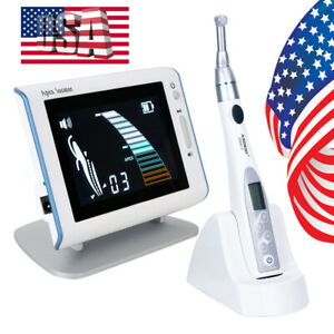 Dental Endodontic Root Apex Locator Dte Dpex Iii 16 1 Mini Endo Motor Treatment