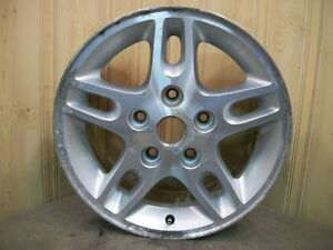 2002 Jeep Grand Cherokee 16 Inch Aluminum Alloy 5 Spoke Wheel Rim 5ez99trma