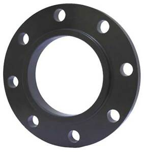 4 Welded Black Steel Slip On Flange 4twy3