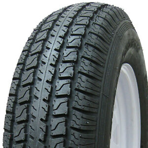 St205 75d14 6 Ply Hi Run H180 Trailer Tires Set Of 2