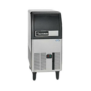 Ice o matic Iceu070a Air Cooled 84lb 24hr Undercounter Cube Ice Maker