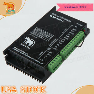 Us Ship wantai Brushless Dc Motor Driver Bldc 8015a 18 80v Nema17 To Nema23