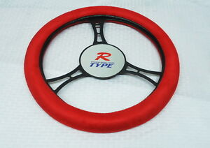 New Extra Plush Soft Steering Wheel Cover Universal With Choices Of 6 Colors