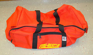 Promoplas Cmab002 Chieftain Fire Rescue Duty Gear Duffle Bag Turnout Gear