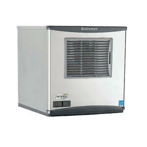 Scotsman C0322sw 32 366 Lb 24hr Water Cooled Prodigy Plus Cube Style Ice Maker