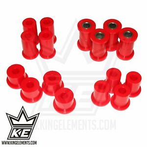 Nissan Patrol K160 K260 Full Suspension Bushing Bushes Kit