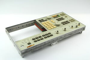 Front Panel For Hp agilent 3562a Dual Channel Dynamic Signal Analyzer