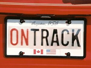 Ontrack Super Protector The Ultimate Anti photo Camera License Plate Cover