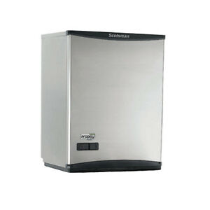 Scotsman Eh222sl 1 Prodigy Plus Eclipse Ice Maker 800 1300 Lbs 24 Hours