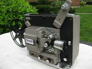 bell howell telecine super 8 projector