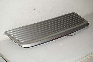 Porsche 911 996 997 Rear Engine Deck Lid Spoiler Upper Lower Grille Oem