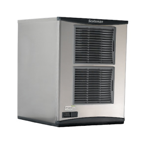 Scotsman N0922a 6 956 Lb day Prodigy Plus Air Cooled Nugget Style Ice Maker