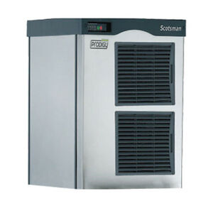 Scotsman N1322a 6 1180 Lb day Prodigy Plus Air Cooled Nugget Style Ice Maker