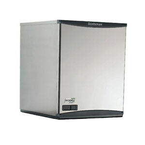 Scotsman N1322r 32 1329 Lb day Prodigy Plus Remote Cooled Nugget Style Ice Maker