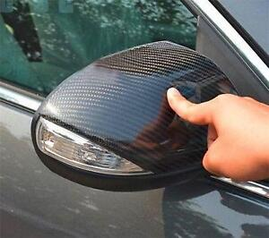 Replace Carbon Fiber Mirror Cover For Mazda3 S Sport Mazdaspeed3 2010 2013