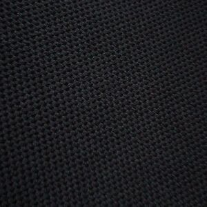 2mx1 6m Black Jersey Pineapple Racing Car Seat Interior Fabric Recaro Bride Spac
