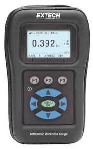 Digital Ultrasonic Thickness Gauge Extech Tkg150
