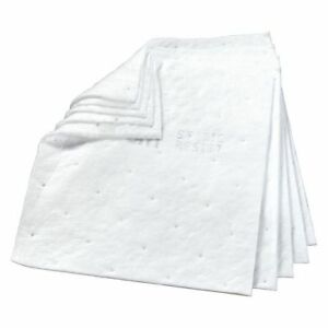 Absorbent Pad heavy white 37 5 Gal pk100 3m Hp 556