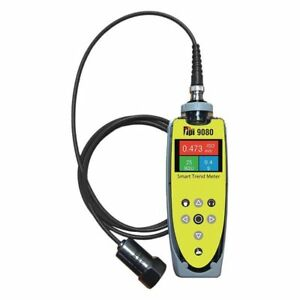 Test Products Intl 9080 Vibration Meter vibtrend Software