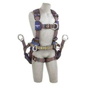 Dbi sala 1113191 Nex Tower Climbing Harness Size Medium G0479991
