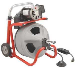 Drain Cleaning Machine 1 1 2 In to4 In Ridgid 52363