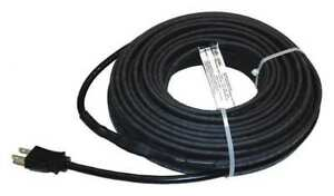 100 Ft Self Regulating Heating Cable 120v