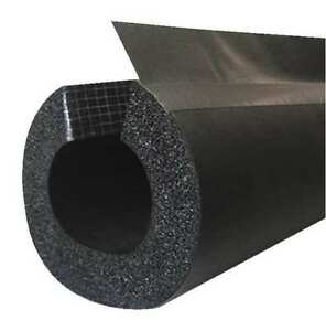 Briskheat 3 4 X 6 Ft Closed Cell Foam Pipe Insulation 1 2 Wall Insul118