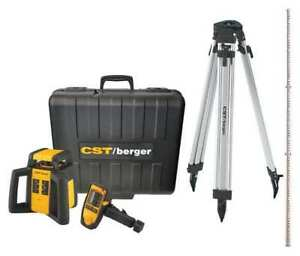 Rotary Laser Level exterior 2000 Ft