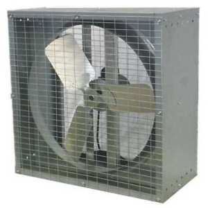 Dayton 44yu13 Exhaust Fan 24in d d 230v G1840119