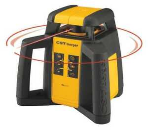 Rotary Laser Level exterior single Cst berger Rl25h