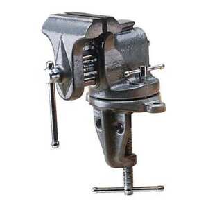 3 Standard Duty Combination Bench Vise With Swivel Base Wilton 153