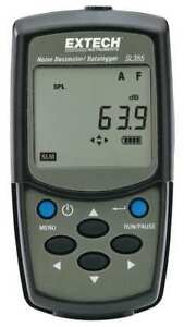 Extech Sl355 Sound Level Meter digital 60 To 143 Db