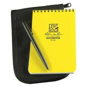 Notebook Kit 50 Sheets yellow Cover Rite In The Rain 146b kit