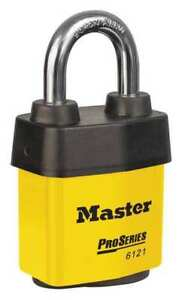 Lockout Padlock ka yellow Master Lock 6121kaylw