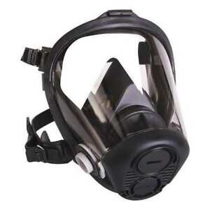 Honeywell North Ru65001l Full Face Respirator l threaded 5 Point