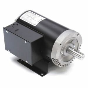 Air Compressor Motor 3 Hp 12 6a Marathon Motors 184tbdr5326