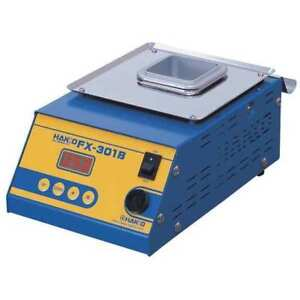 Solder Pot digital 290w 120v Hakko Fx301b 03